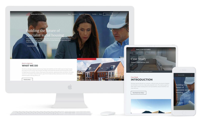 Web design Brackley